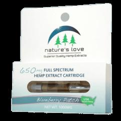 Funky Farms Gelato Cartridge for Vape Pens, Hybrid CBD