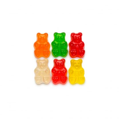 CBD Gummies in various Flavors and Strengths