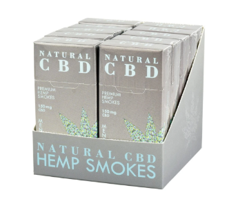 Natural CBD Hemp Cigarettes Menthol