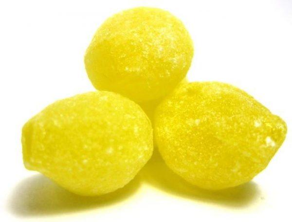 Lemon Drop Hard Candy Hemp