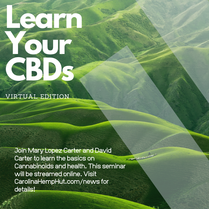 Learn your CBDs
