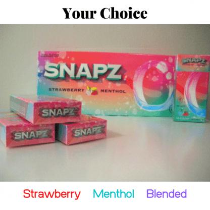 Snapz Hemp Cigarettes