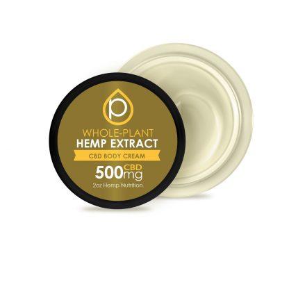 Hemplucid Full Spectrum Body Butter (CBD)