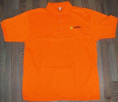 DryBlend Polo Orange