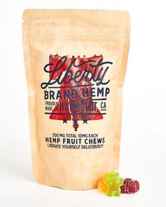 Liberty CBD gummies Liberty Hemp Chews