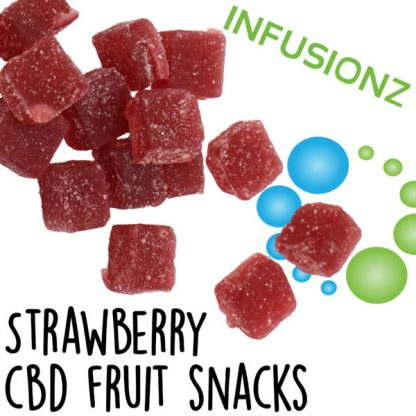 Full Spectrum CBD Fruit Snacks Vegan