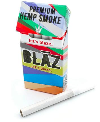 Blaz Hemp Cigarettes