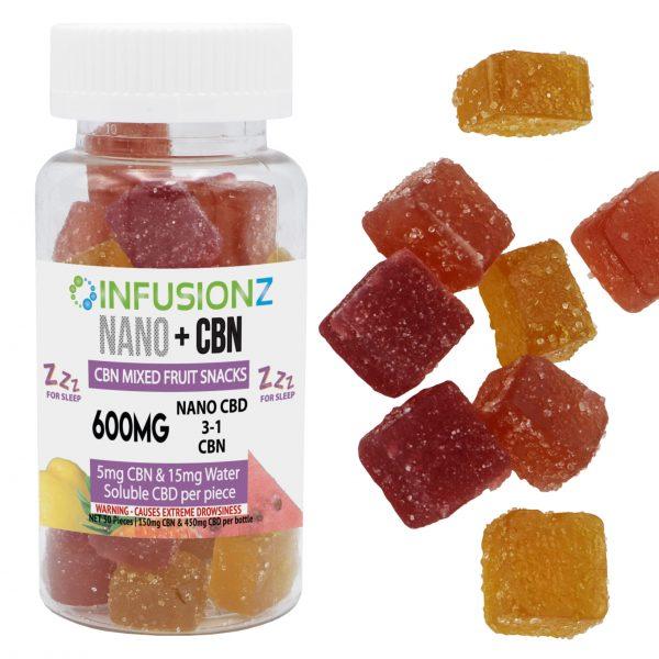 CBN Fruit Snacks