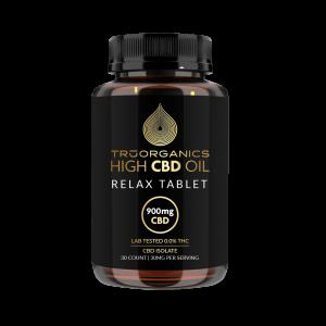 Relax Formula: Sleep Pills from Tru Organics CBD