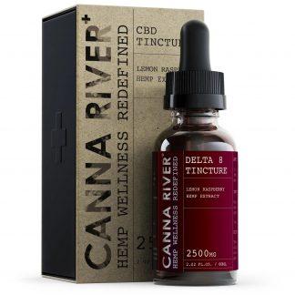 Canna River Delta-8 THC Tincture