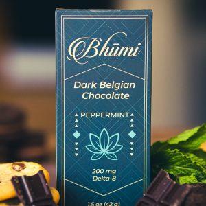 Bhumi Delta 8 Dark Chocolate