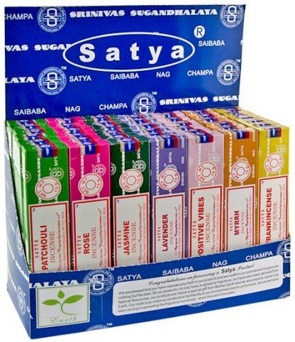 Satya Incense stick boxes