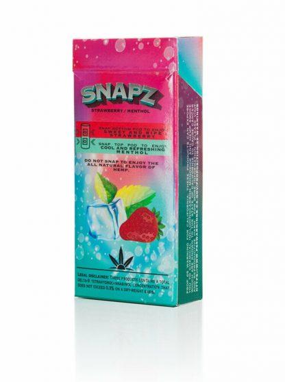 Snapz Strawberry/Menthol Hempettes