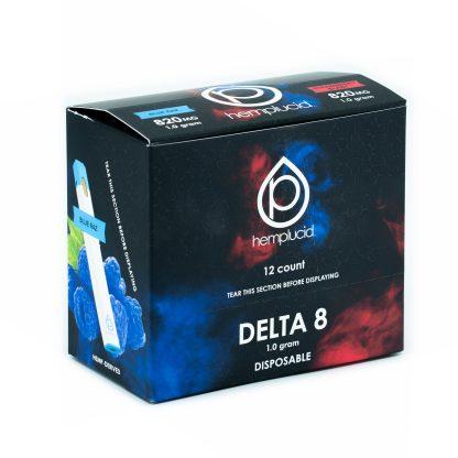 Delta 8 Vape Disposable from Hemplucid