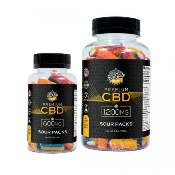 CBD Sour Pack Gummy