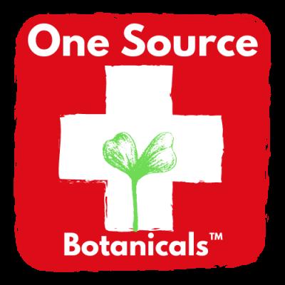 One Source Botanicals trans logo