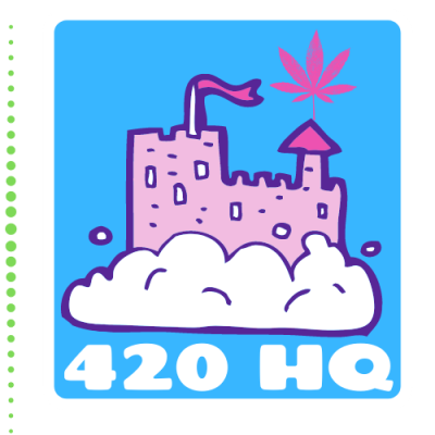 Your 420 HQ logo